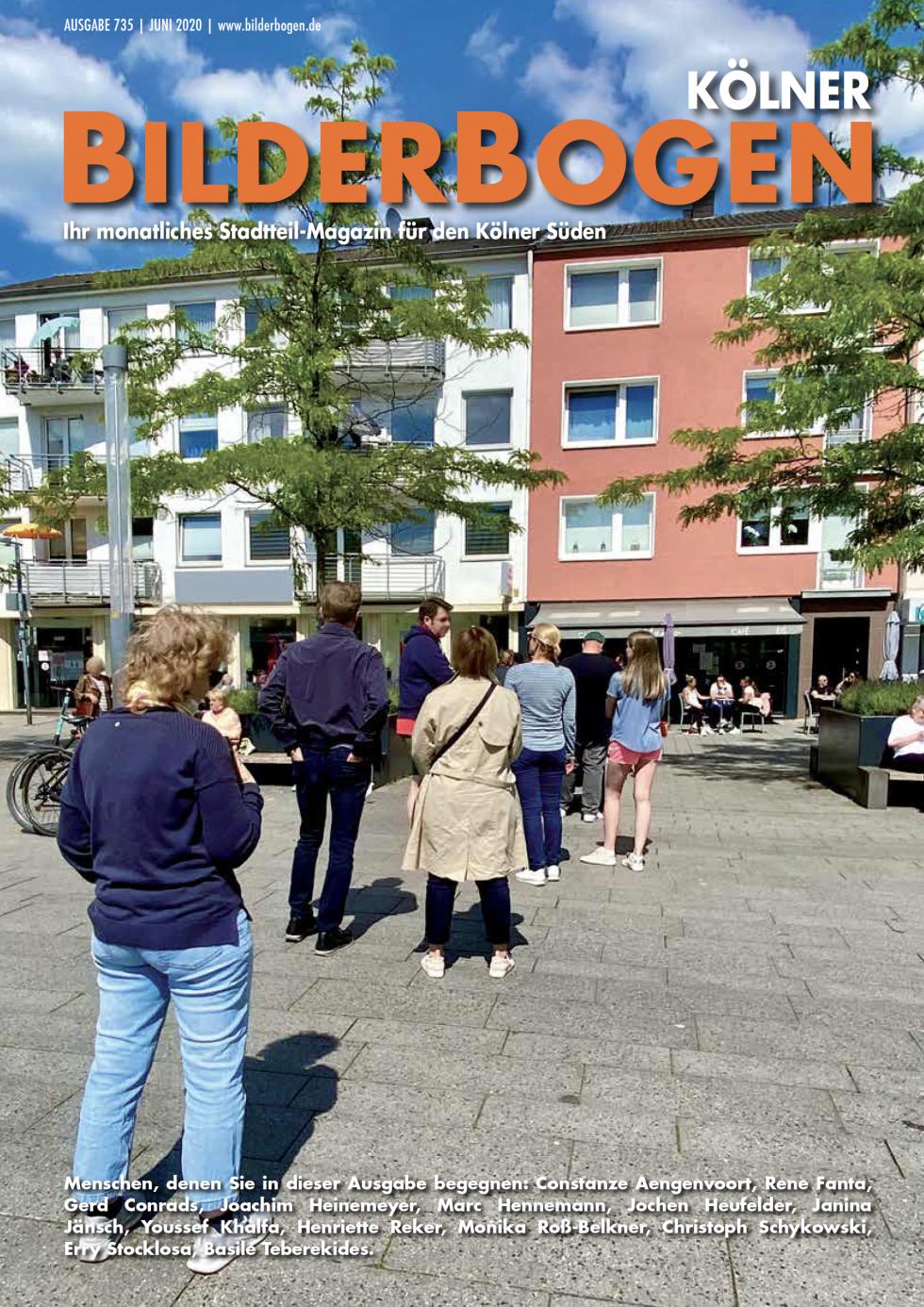 Mahlzeit im Köln Süden