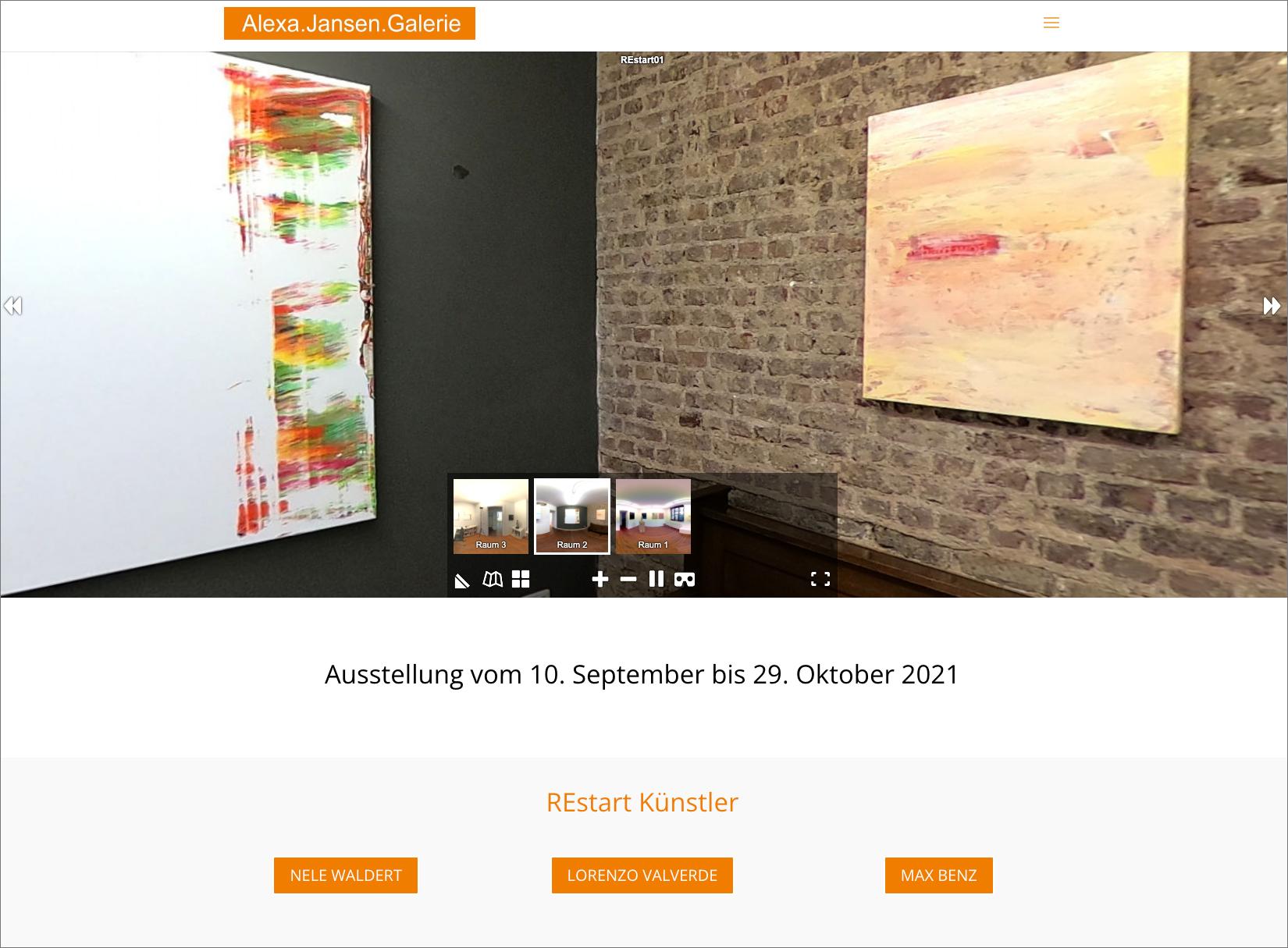 Galerie Alexa Jansen