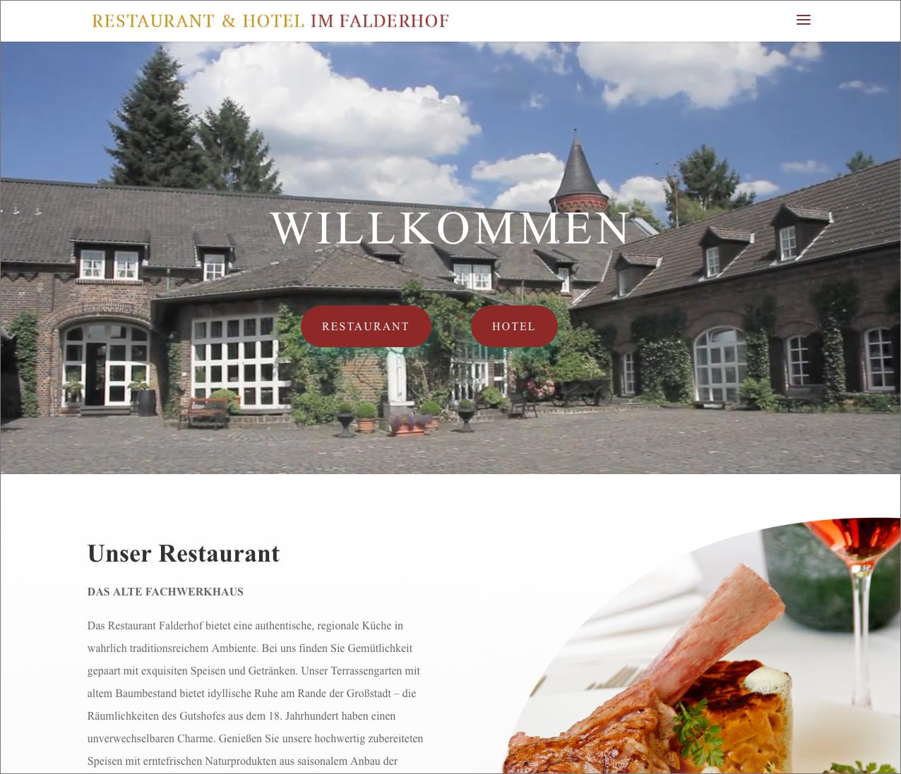 Restaurant & Hotel im Falderhof